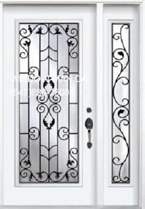 Door Front SideLight Single Entry  Best Pricing and Service