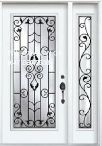 Single Front Entry SideLite Door  Factory Direct