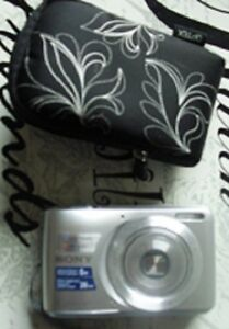 for sale or trade sony cybershot 14.1 mp camera