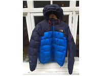 North face summit series jacket- size small