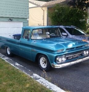 Wanted.  Chev or gmc truck parts 1960 to 1966.