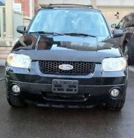2005 Ford Escape 4Dr 4X4 Limited