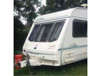 Sterling caravan
