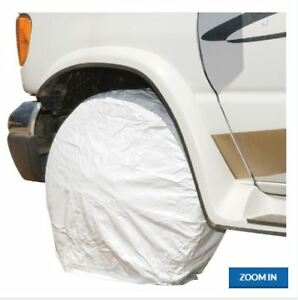 Trailer Tire Covers