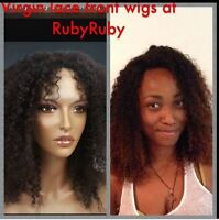 Lace front, full lace U-part wigs_Hair Extensions