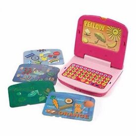 Oregon Stientific laptop kids toys,new with box-can post
