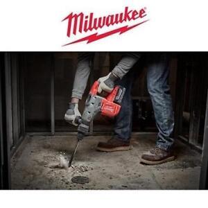 """OB MILWAUKEE MAX HAMMER DRILL KIT 2717-21HD 154710714 M18 FUEL 1 9/16"""" SDS OPEN BOX"""