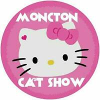 Don't miss the Annual Hello Spring Kitty themed CAT SHOW