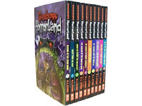 Goosebumps Horrorland collection 1-10