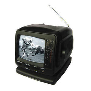 Portable TV with Radio