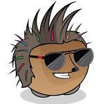 Funky Hedgehog
