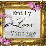 Hand Made by Emily Loves Vintage