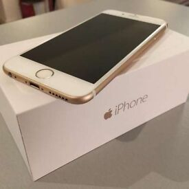 iPhone 6 Gold 16gb Excellent condition (Part Ex)?