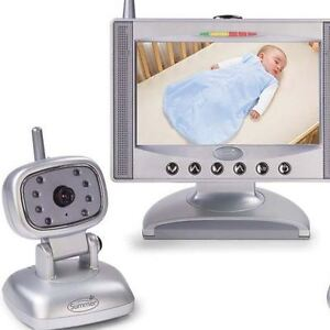 Summer infant colour monitor