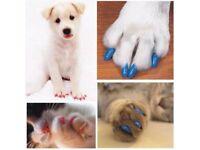 Set Soft Nail Caps For Cat / Dog / Pet