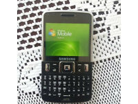 Nokia E5 and Samsung ,Unlocked Open To All Networks, Smartphone , WiFi, GPS MAPS, Bluetooth, Email