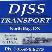 Truck Owner/Operators And Company Drivers Needed