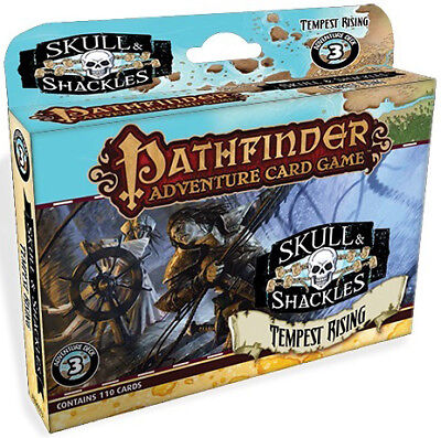 Pathfinder Adventure Card Game: Skull and Shackles 3 Tempest Rising