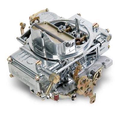 Holley Carburetor 600 CFM Manual Choke # 1850-S Factory Remanufactured