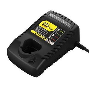 Stanley - Fat Max , Battery Charger - FMC090L.