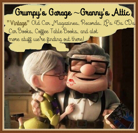Grumpy's Garage-Granny's Attic