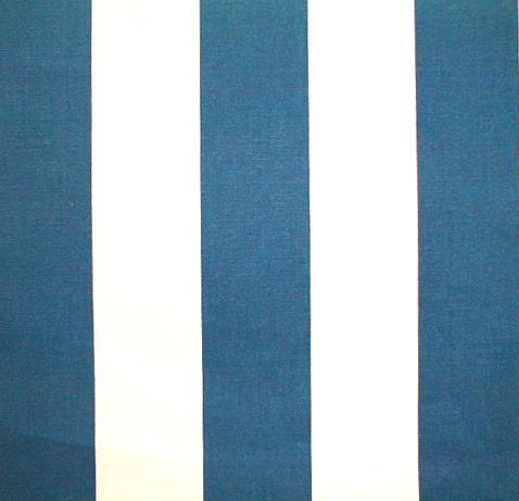 Blue Stripe Upholstery Fabric Ebay