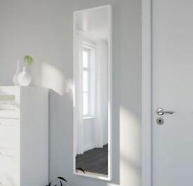 Ikea mirror white