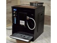 Siemens EQ 5 bean to cup coffee machine in perfect working order.