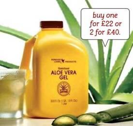 Aloe Vera Drinking Gel
