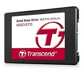 Transcend 128GB interne SSD 370 6,4cm (2,5