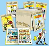 Collection Bande Dessiné complète et neuf Lucky Luke