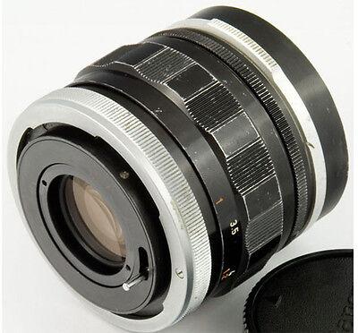 Canon FL mount - 1 sliding pin
