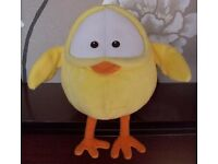 Collectable 2005 Sweety The Chick Singing Soft Toy, Jamster Ringtone BX5