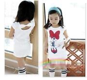 Girls White Dress Shirt