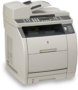 OFFICE PRINTER - HP color laserjet 2840 All-In-One