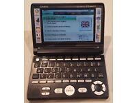 Casio EX-word EW-G6000C Digital translator/Dictionary.