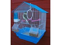 Bill the Canary with Cage for sale.