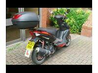 Quick sale scooter moped 125cc 13