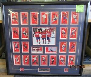MONTREAL CANADIANS SHADOWBOX