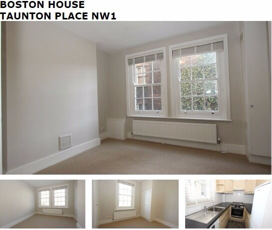 2 Bed unfurnished Apartment Baker street NW1