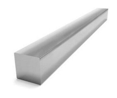 Square Stock 304 Stainless Steel 38 X 38 X 72 Solid Square 6 Ft. Long Bar