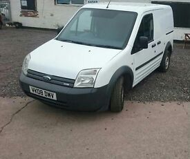 FORD TRANSIT CONNECT 12 MONTHS MOT OPEN TO OFFERS
