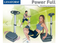 Exercise Power Vibration Plate - Compact Size £39