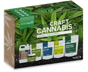Organic Craft Cannabis Grow Kit