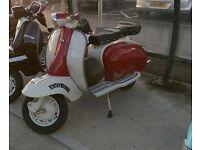 lambretta li150 s2 1960