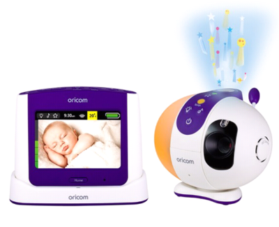 Wanted: Wanted - Oricom baby monitor