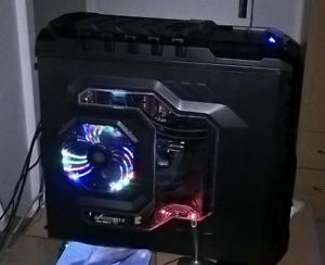Gaming desktop package