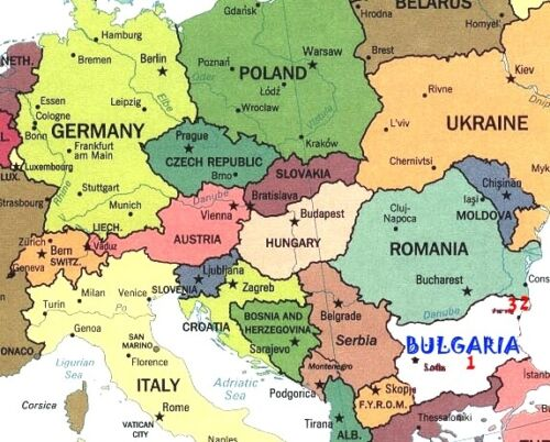 Village houses $10,000 -$20,000 for sale in Bulgaria Europe- information only