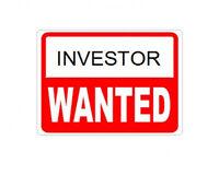 Investor needed for Online Business Venture