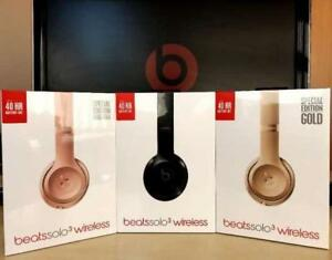 Beats Solo2 Wireless 2.0 Headphone ALL 11 COLOURS
